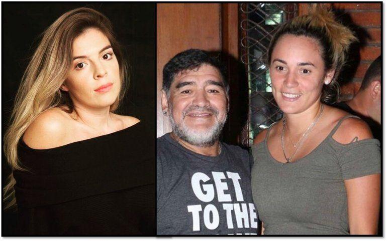 Dalma Maradona le respondió a Oliva Roció miente