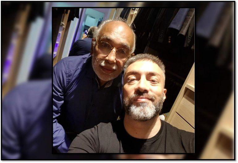 ¿Qué popular conductor es el nuevo novio del ex de José María Muscari?