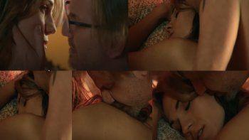 La noche de pasión de Antonio y Emma en Pequeña Victoria