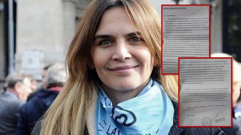 Granata fue denunciada en la justicia por el caso de abuso sexual a Anna del Boca : ¿podrá asumir como diputada?