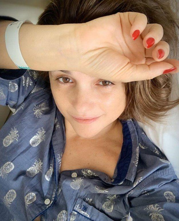 El difícil momento de Araceli González, estuvo internada en terapia: Pudo ser terrible, llegamos a tiempo; me asusté