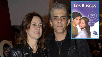 Nancy Dupláa habló del inicio de su relación con Echarri y confesó: me enamoré de él en Los Buscas