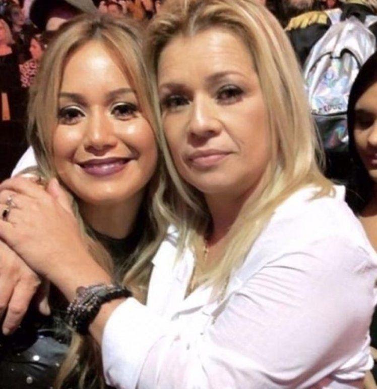 La furia de Karina La Princesita con Dalila, que la plantó minutos antes del recital: Me dejó pagando