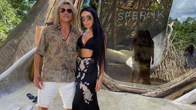Fuerte rumor: Claudio Paul Caniggia y Sofía Bonelli estarían esperando un hijo