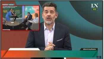 Volvió Zap: Papelón en el programa de Julián Weich en La Nación +