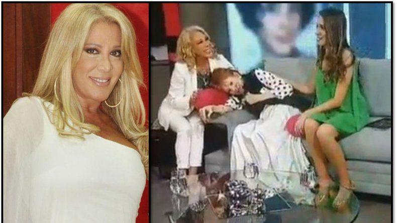 Después del video que muestra a Pinky quedándose dormida al aire, las redes explotaron y Reina Reech dio su versión