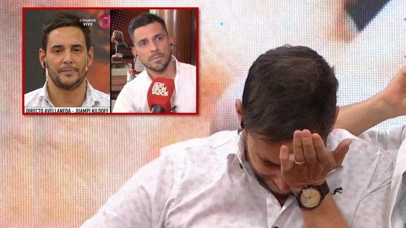 El llanto al aire de Rodrigo Lussich al presentar a su novio, Juan Pablo, después de comprometerse