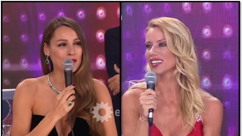 ¿Peligra la vuelta de Pampita al Súper Bailando?: Gracias al enfrentamiento que Nicole Neumann tiene con dos jurados se quedaría más tiempo