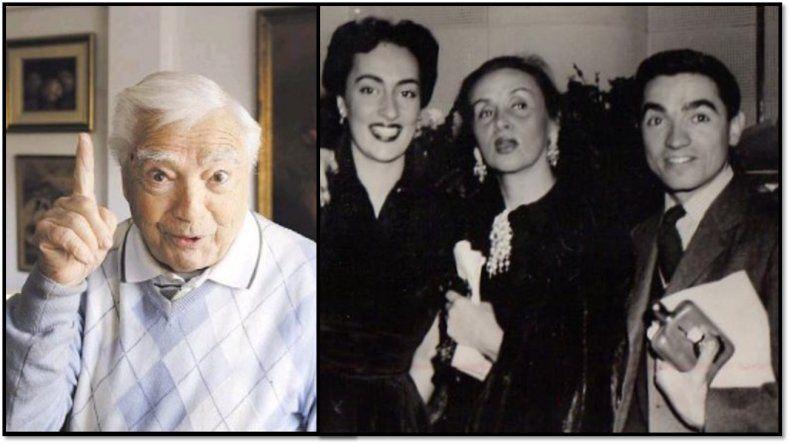 Guido Gorgatti cumple 100 años: el actor trabajó con grandes como Vittorio Gassman, Tita Merello y Niní Marshall