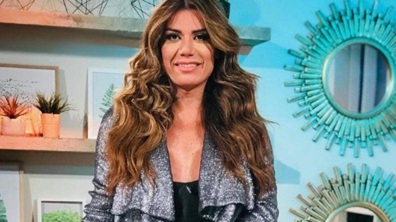Florencia de la V atraviesa otro cambio: se hizo vegetariana, pero no fundamentalista como Nicole