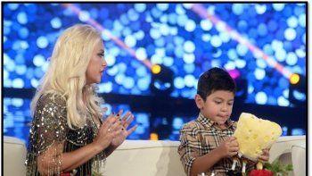 Verónica Ojeda habló del trastorno que sufre Dieguito Fernando