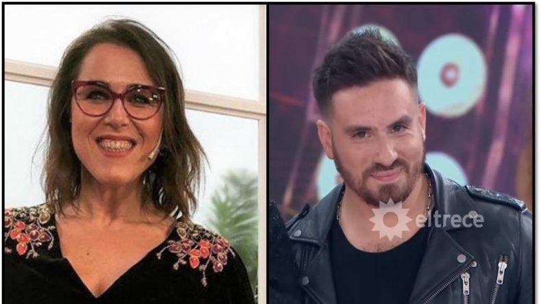 Malena Guinzburg muy crítica con la presencia de Federico Bal en Showmatch