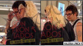 las primeras fotos de valeria lynch y su nuevo amor, de viaje romantico a uruguay