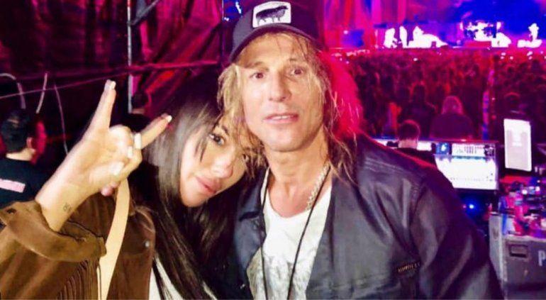 Sofía Bonelli, la novia de Claudio Paul Caniggia aseguró que estuvo embarazada pero lo perdió por una causa emocional