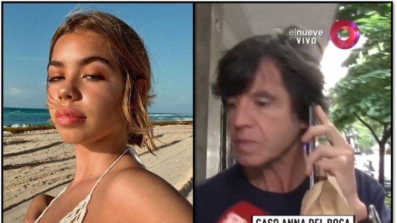 La justicia le otorgó un botón antipánico a Anna del Boca y una perimetral para su padre Ricardo Biasotti