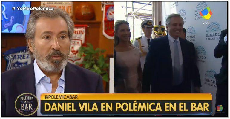 Daniel Vila: El gesto de Cristina con Macri fue coherente