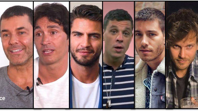 Los galanes de Separadas: ¿Quién es quién?