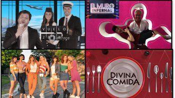 Televisión 2020: Entretenimiento