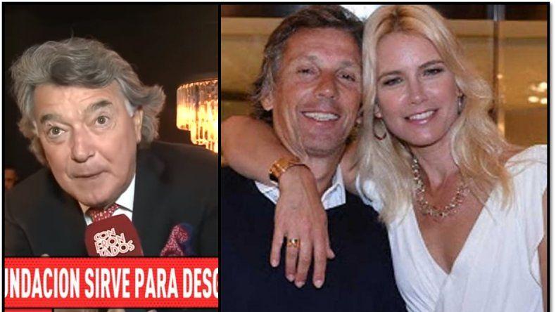 Pancho Dotto letal: Valeria Mazza y Gravier tienen una fundación para evadir impuestos