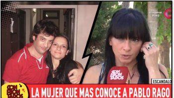La mejor amiga de Pablo Rago habló tras la denuncia por violación: Él está muy depre