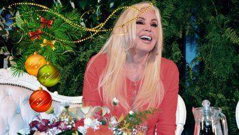 ¿Cómo pasó Navidad Susana Giménez y quienes la visitarán en Año nuevo?