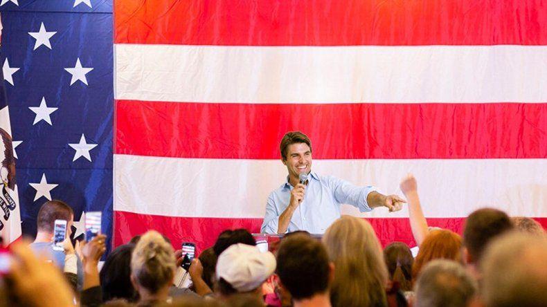 Impensado: ¿Tom Cruise se postula para presidente de Estados Unidos?