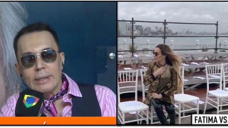 Marcelo Polino desmintió a Fátima y dio su versión sobre el escándalo de la foto de apertura de temporada: Llegó 1 hora y media tarde