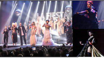Flor de la V y La Fiesta Inolvidable debutó con entradas agotadas en Mar del Plata