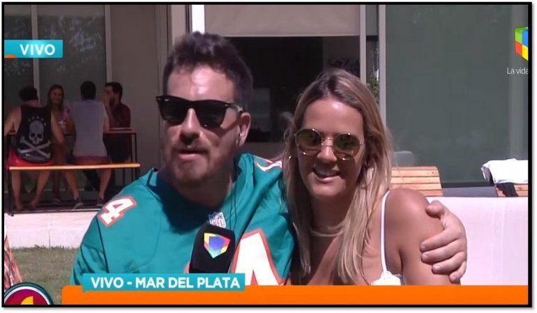 Federico Bal y Mica Vázquez enfrentan los rumores de romance: ¿pasa algo?