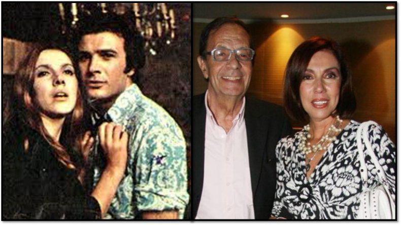 ¿Qué hay detrás del accidente de Nora Cárpena?: es una señal porque la actriz y Alberto Martín estarían reviviendo un viejo amor?