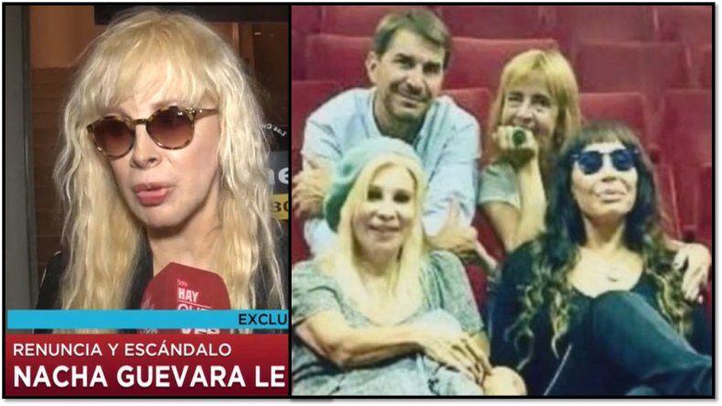 Nacha Guevara habló tras la renuncia de la directora de su obra: Las exigencias de la actriz y más detalles