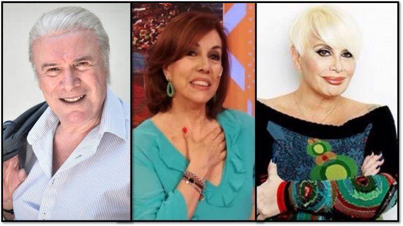 El triángulo amoroso del verano en Mar del Plata: Alberto Martín entre Nora Cárpena y Carmen Barbieri