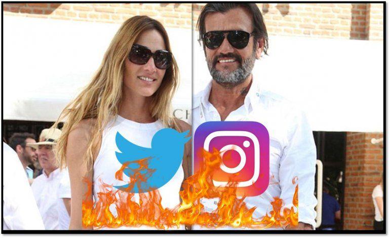 Repudio y escrache en las redes a Álvarez Castillo y Lara Bernasconi