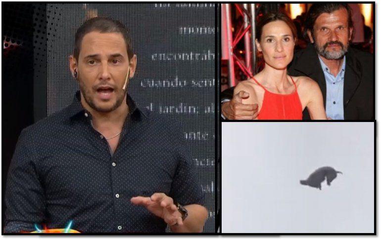La furia de Rodrigo Lussich contra Álvarez Castillo y Lara Bernasconi: Me alegra que estos garcas caigan