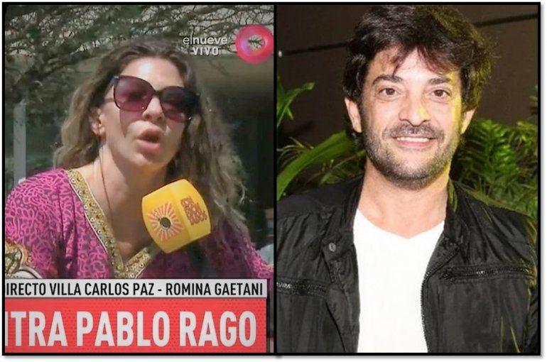 Romina Gaetani: Pablo Rago hizo bien en bajarse de todo por la denuncia: es lo que tendría que haber hecho Darthés y se quedó en Simona