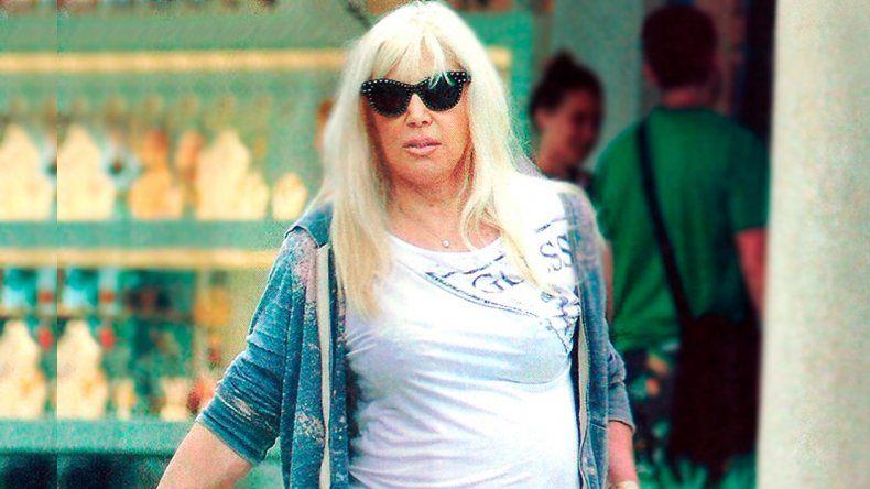 Susana Giménez retó a un notero que le preguntó por Moria Casán: Basta nene, ya me estás molestando