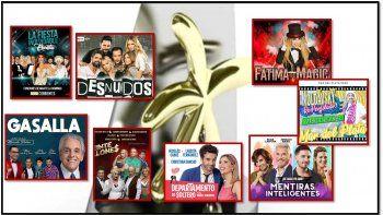 premios estrella de mar 2020: el listado de todos los nominados