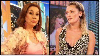 Continúa el enfrentamiento de Nora Cárpena y Mica Viciconte: no la imagino estudiando 5 meses