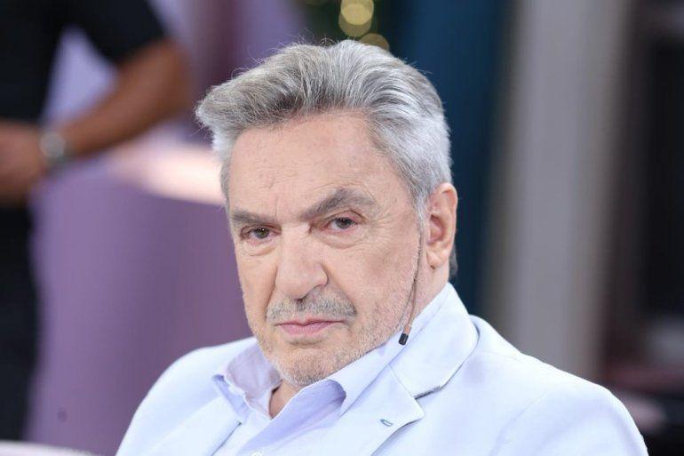 El escandaloso romance de Antonio Grimau con una rosarina 53 años menor
