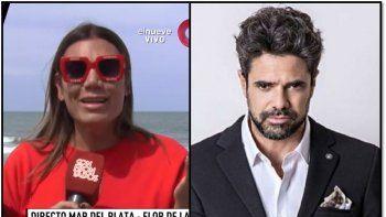 Flor de la V sigue haciendo el chiste sobre Luciano Castro pese a su furia: Tendría que estar orgulloso más que enojado