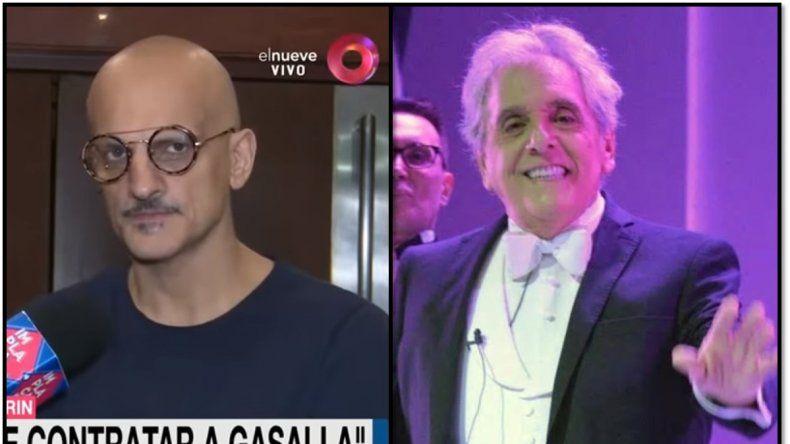 Guillermo Marín dijo no estar enterado de que Gasalla tenía una enfermedad preexistente: Estoy arrepentido de haberlo contratado