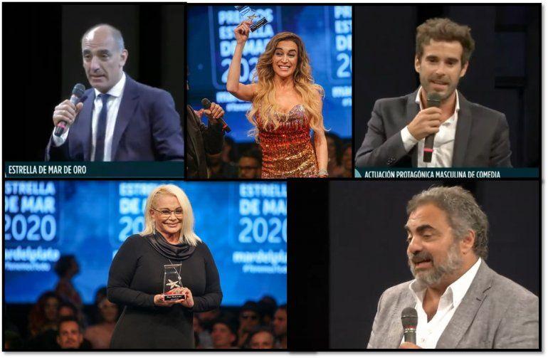 Premios Estrella de Mar: Todos los ganadores