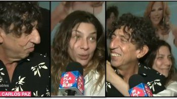 La revancha de los feos: Huevo Müller de novio con Romina Gaetani