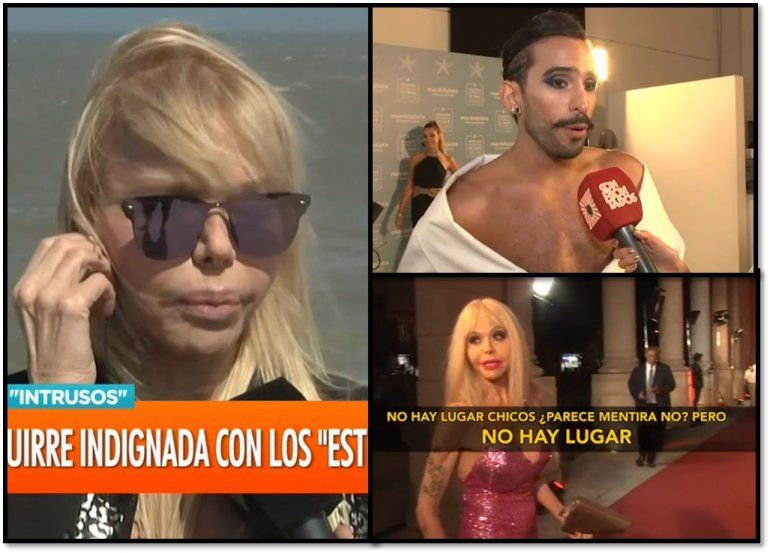 Adriana Aguirre ninguneada en los Estrella de mar denunció que se tuvo que retirar porque Gabo Usandivaras le sacó su lugar