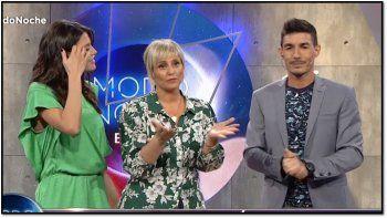insolito: confundieron a romina manguel con una periodista de espectaculos