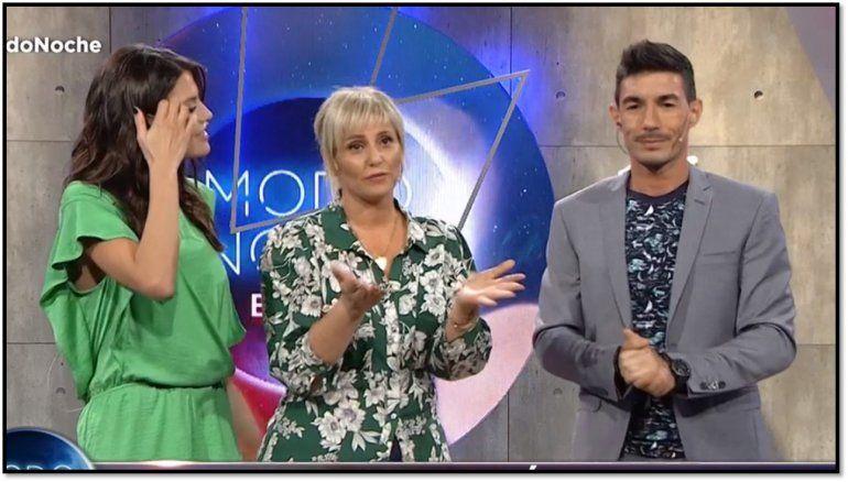 Insólito: confundieron a Romina Manguel con una periodista de espectáculos