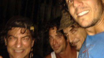 Integrante de la banda de El Robo del siglo hoy trabaja como guionista y es amigo de famosos