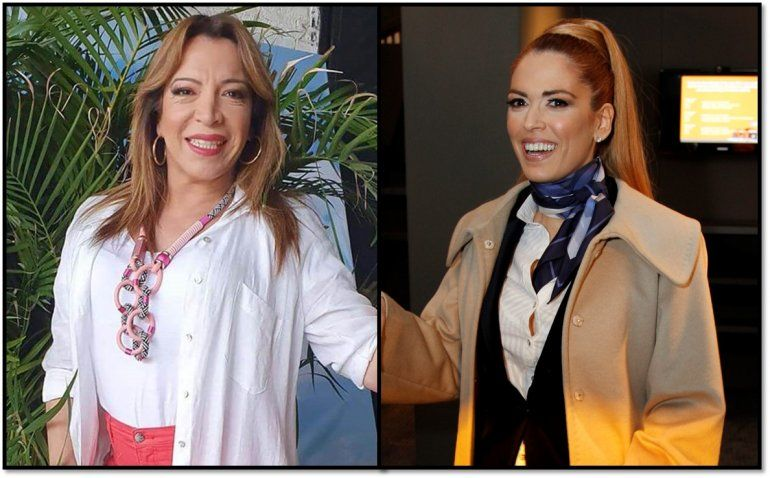 Lizy Tagliani habló de su viejo conflicto con Viviana Canosa: Estuve mal, hablé de más