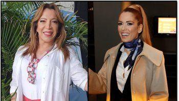 Lizy Tagliani habló de su viejo conflicto con Viviana Canosa: Estuve mal
