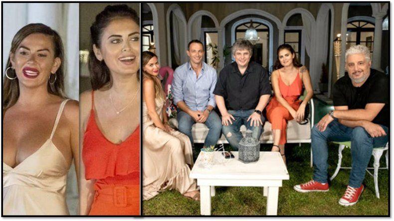Internas en las grabaciones de Divina Comida: Jelinek se enfrenta con Silvina Luna y más conflictos en el programa de esta semana